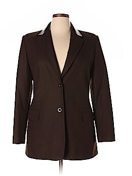 The Look by Randolph Duke Wool Blazer Size 14