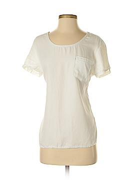Thread & Supply Short Sleeve Blouse Size S