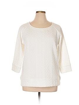 New York & Company Sweatshirt Size XL