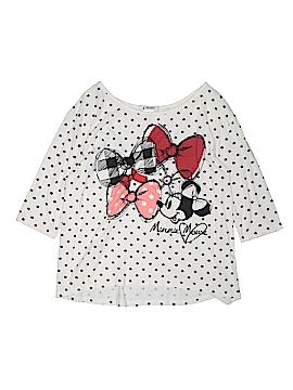 Disney Parks 3/4 Sleeve T-Shirt Size 2X-large (Kids)
