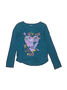 Gap Kids Long Sleeve T-Shirt Size X-Large (Youth)