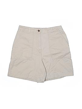 Jones New York Sport Khaki Shorts Size 4