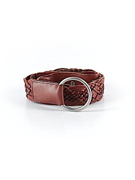 Old Navy Leather Belt Size L