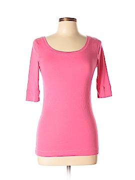 Caslon 3/4 Sleeve T-Shirt Size L