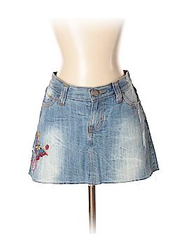 Elan Denim Skirt Size S