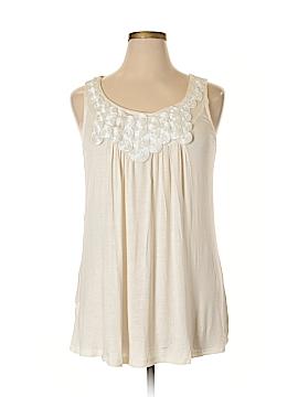 Simply Irresistible Sleeveless Top Size 1X (Plus)