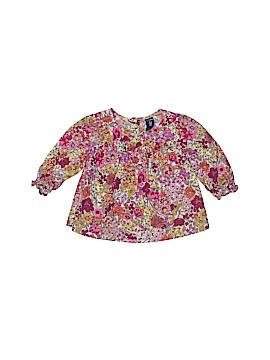 OshKosh B'gosh 3/4 Sleeve Blouse Size 3-6 mo