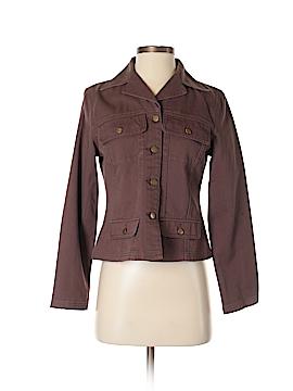 Chadwicks Denim Jacket Size 4 (Petite)