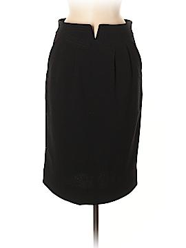 Oscar De La Renta Wool Skirt Size 8