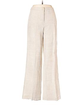 Weekend Max Mara Linen Pants Size 6