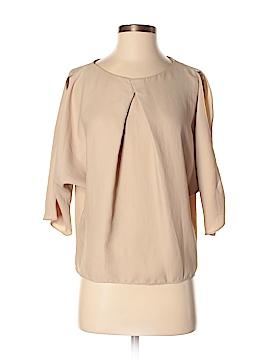 RACHEL Rachel Roy 3/4 Sleeve Blouse Size S