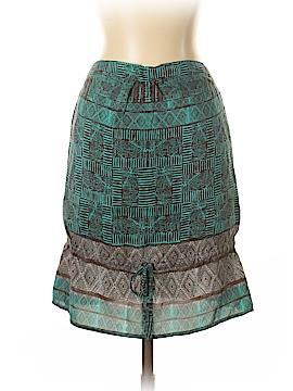 Hinge Silk Skirt Size S