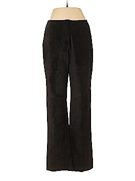 Margaret Godfrey Leather Pants Size 12