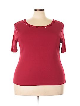 Onque Short Sleeve T-Shirt Size 2X (Plus)