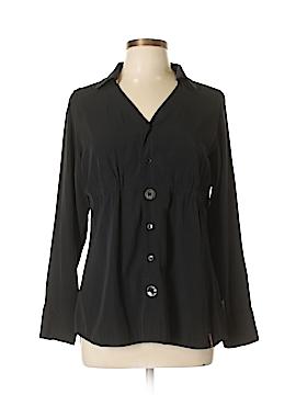 Kavu Long Sleeve Blouse Size L
