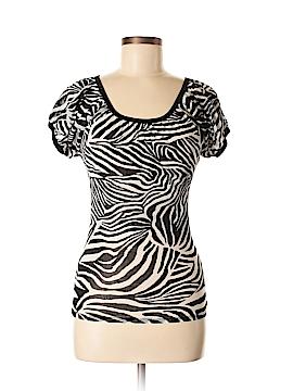 Karen Kane Short Sleeve Top Size M