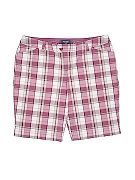 SONOMA life + style Khaki Shorts Size 16 (Petite)