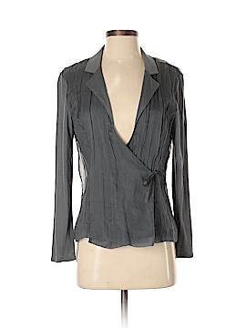 J.jill Long Sleeve Silk Top Size S (Petite)