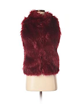 Buffalo by David Bitton Faux Fur Vest Size XS
