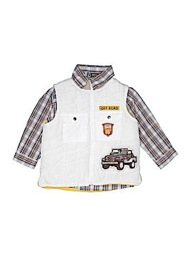 Z Boys Wear Vest Size 5