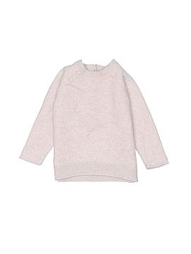 Zara Cashmere Pullover Sweater Size 6-9 mo
