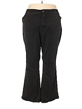 St. John's Bay Jeans Size 30w (Plus)