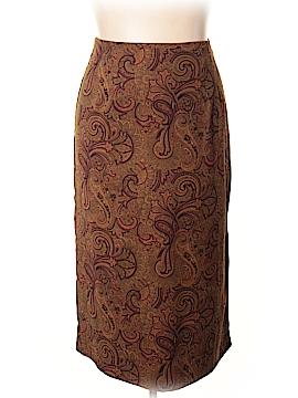 Briggs New York Casual Skirt Size 18 (Plus)