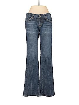 Bebe Jeans 28 Waist (Petite)