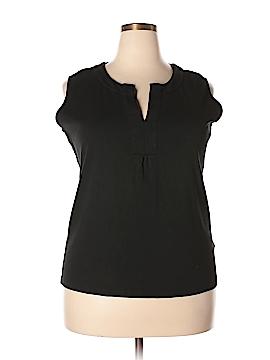 Jones New York Sport Sleeveless Top Size 2X (Plus)