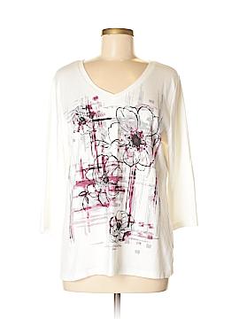 Studio Works 3/4 Sleeve T-Shirt Size M