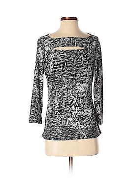 Carmen Carmen Marc Valvo 3/4 Sleeve Top Size S