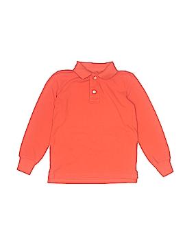 Gap Kids Long Sleeve Polo Size 6 - 7
