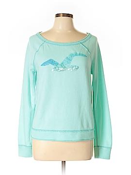 Hollister Sweatshirt Size L