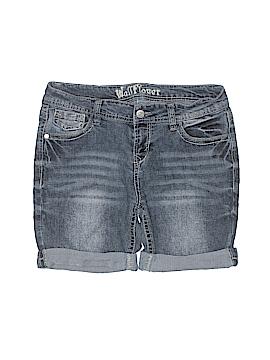 Wall Flower Denim Shorts Size 13