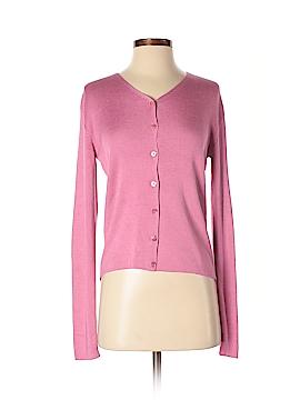Henri Bendel Silk Cardigan Size S