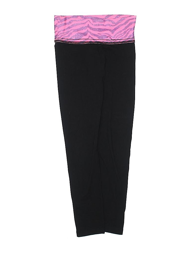 7a6e4fbb3d Justice Animal Print Color Block Black Sweatpants Size 8 - 25% off ...