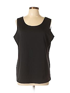 Kim Rogers Sleeveless Blouse Size XL