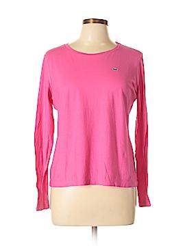 Lacoste Long Sleeve T-Shirt Size 46 (EU)