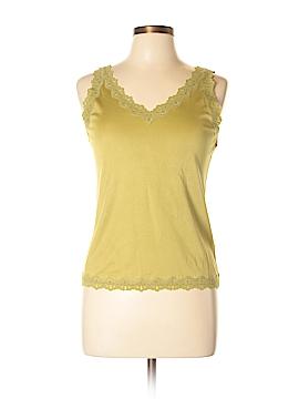 Lynn Ritchie Sleeveless Silk Top Size M