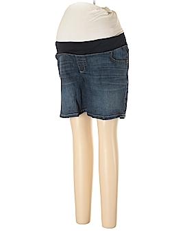 Liz Lange Maternity for Target Denim Shorts Size XL (Maternity)