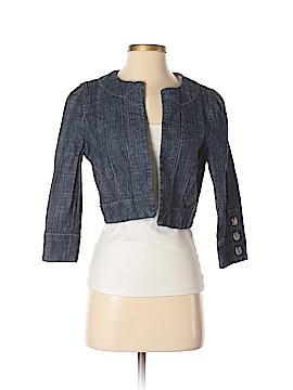 Ann Taylor LOFT Denim Jacket Size 8 (Petite)