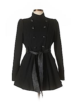 Double Zero Wool Coat Size L