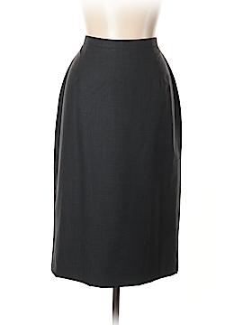 Laura Ashley Wool Skirt Size 12