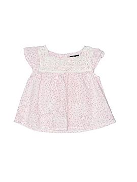 Baby Gap Short Sleeve Blouse Size 6-12 mo