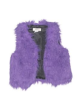Route 66 Faux Fur Vest Size 6 - 6X