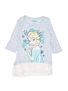 Disney 3/4 Sleeve Top Size 7