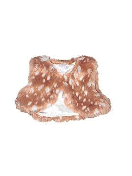 Cat & Jack Faux Fur Vest Size 3-6 mo
