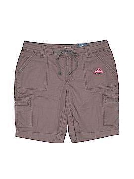 St. John's Bay Cargo Shorts Size 14 (Petite)