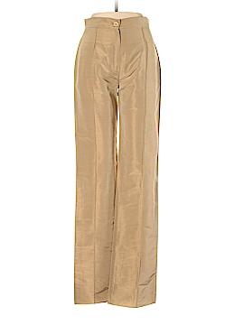 Fendi Silk Pants Size 40 (IT)