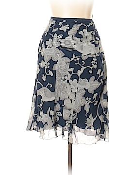 Arden B. Silk Skirt Size 8